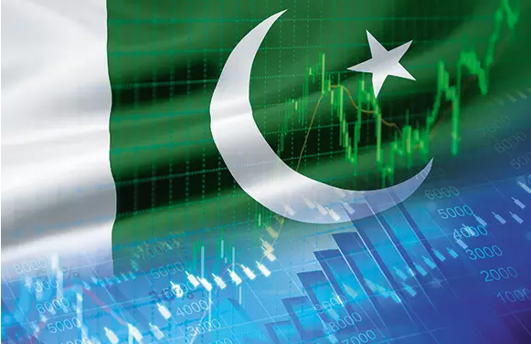KSE100 climbed session cement sector leading