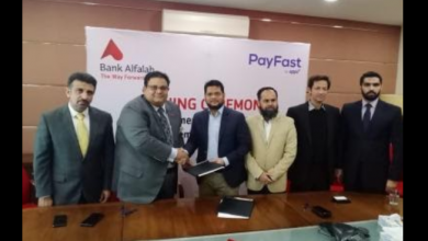 Bank Alfalah PayFast hands enable MPGS PayFast's