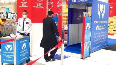 Carrefour implemented strict hygiene safe protocols