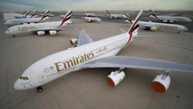 Emirates layoff number workforce COVID-19 pandemic crisis