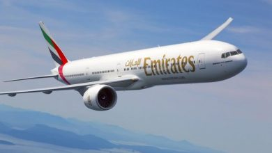 Emirates special flight Dubai Islamabad 21 May