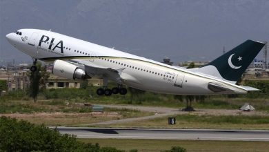 operating flights Pakistanis US PIA