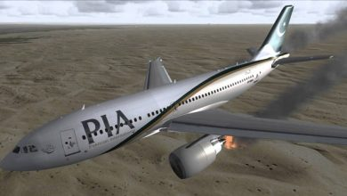 PIA regret flight PK 8303 Lahore Karachi crashed near Karachi Airport
