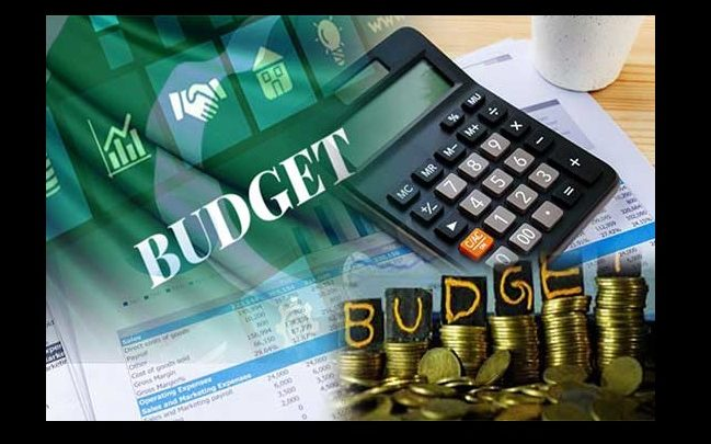 federal government time history reduced budget estimates fiscal year 2020-21 compared estimates