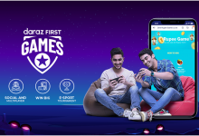 Daraz ventured growing gaming industry launch Daraz Games innovative immersive gaming platform
