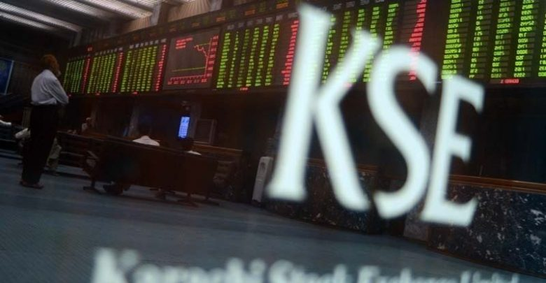 Today benchmark KSE-100 index closed positive zone +356 points -367 respectively close 33738