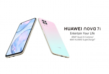 Huawei Pakistan response HUAWEI Nova 7i pre-ordering entire stock days weeks duration