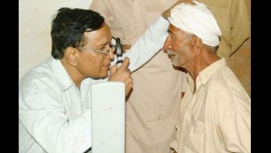 Eye society undertakes free laser cataract surgeries support various welfare trusts year arranges cure