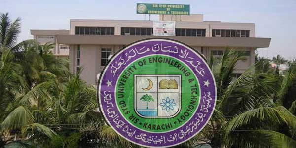 Sir Syed University Engineering Technology announced online aptitude test various disciplines