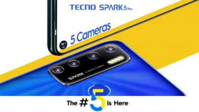 TECNO Mobiles Spark 5 Pro launched Pakistan equipped