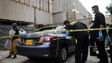 Pakistan Stock exchange attack live camera mastermind touch terrorists