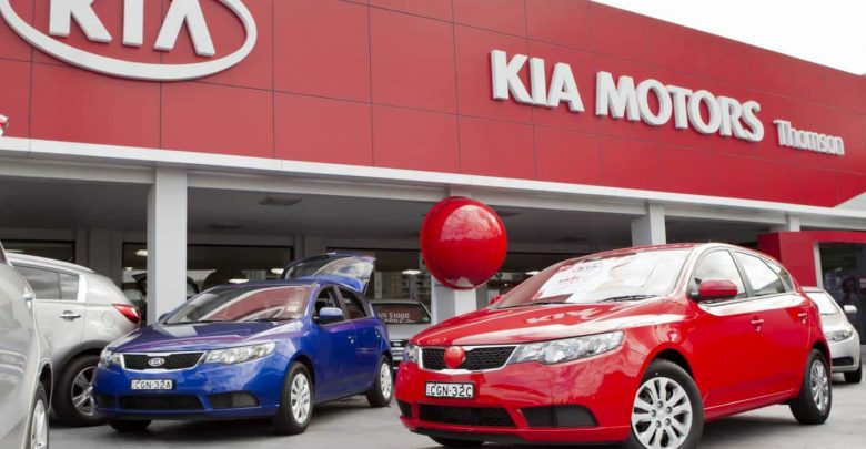KIA Lucky Motor surpassing expectations