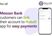 Haball partnership Meezan Bank launch Blink Direct service enable digital payments Pakistani