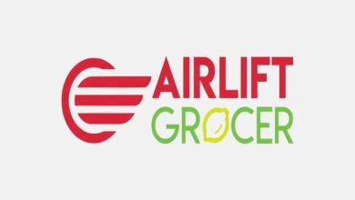 Bus ride-hailing online grocery shopping service Pakistan Airlift Grocer