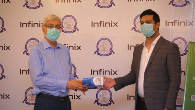 Infinix joined hands DOW leading health institutes country fighting frontlines COVID-19