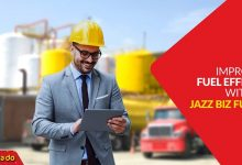 Jazz partnered Omnicomm introduce Jazz Biz Fuelmatic Internet fuel management solution businesses