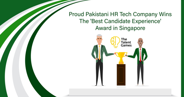 Talent Games won award Best Candidate Experience solution provider Asia Recruitment Awards 2020 Singapore